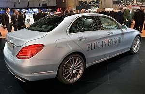 Mercedes Classe C 350e : mercedes classe c 350 e l hybride rechargeable gen ve photos ~ Maxctalentgroup.com Avis de Voitures