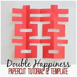 best 25 chinese crafts ideas on pinterest chinese new With chinese new year paper cutting template