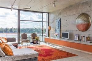70 Wohnideen Frs Wohnzimmer Aus Architektenhusern