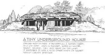 Small Underground House Plans by Underground House Plans Free Escortsea