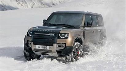 Defender Rover Land