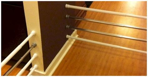 10  Uses for Tension Rods  I Never Would Have Thought