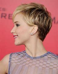 Pixie Haircut Back Jennifer Lawrence