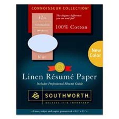 southworth company linen resume paper 32