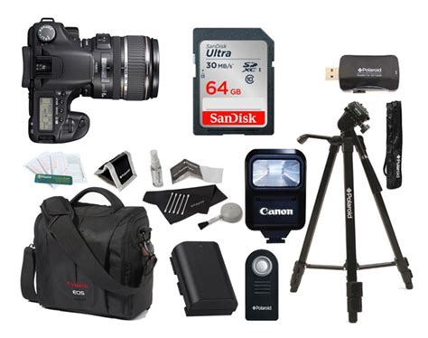 Canon Camera Accessories  Only 5 Must Have Gadgets And