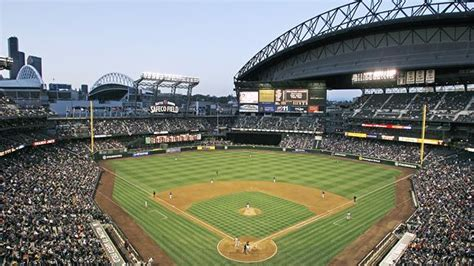 safeco field seating chart pictures directions  history seattle mariners espn