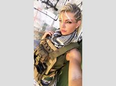 World's Sexiest Marine Shannon Ihrke Strips off For