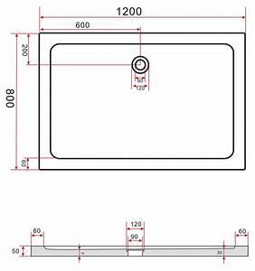 Holzplatte 120 X 80 : douchebak 120 x 80 x 5 cm ~ Bigdaddyawards.com Haus und Dekorationen