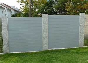 Sichtschutzzaun Kunststoff Günstig : sichtschutz k sichtschutz kunststoff grau for wpc sichtschutz ~ Watch28wear.com Haus und Dekorationen