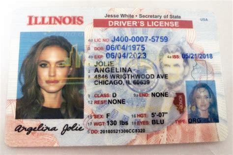 Fake Us Driving License
