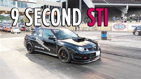 fastest subaru wrx fastest subaru in colorado 9 second subaru sti 700whp