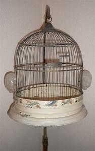vintage bird cage   Birdcages   Pinterest