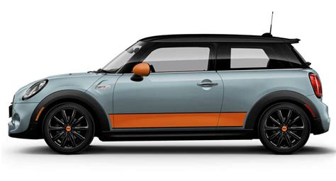 Mini Cooper Blue Edition Hd Picture by Mini Rides The Gulf To Sema With Blue Edition