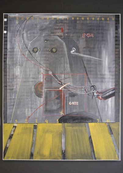 Πίνακες ζωγραφικής ελαιογραφία ''Transit'' Πίνακες