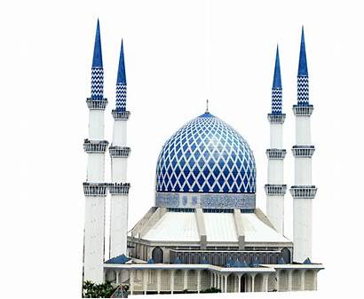 Masjid Mosque Transparent Vector Gambar Background Clipart