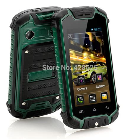 rugged cell phones mini discovery z18 waterproof rugged cell phone mtk6572