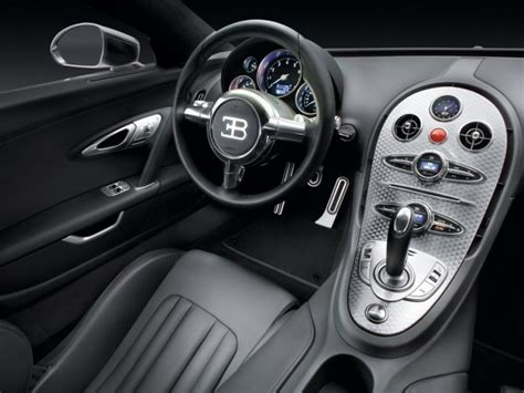 Looking for a used veyron in your area? 2008 Bugatti Veyron - Interior Pictures - CarGurus