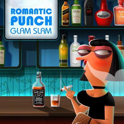 romantic punch glam slam lyrics kpop lyrics