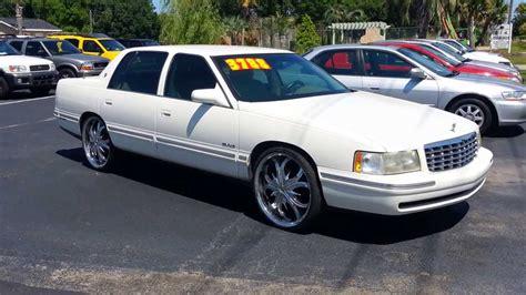 99 Cadillac Deville