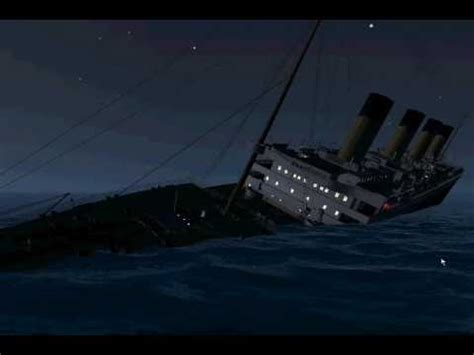 Titanic Sinking Simulator Vr by Sailor Titanic Sinking 2