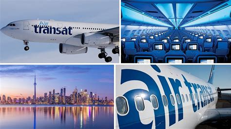air transat un vol suppl 233 mentaire vers montreal au