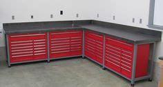 long built  workbench garage pinterest garage