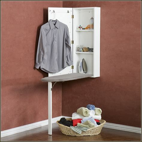 Wall Mounted Ironing Board Cabinet Australia Home Design