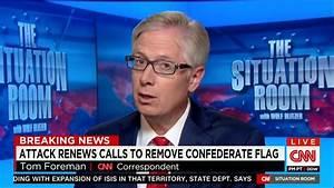 CNN's Foreman Frets Over Confederate Flag, Inserts Nazi ...