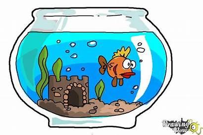 Aquarium Draw Step Drawingnow