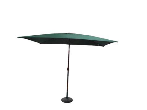 2x3m square garden parasol umbrella patio outdoor sun