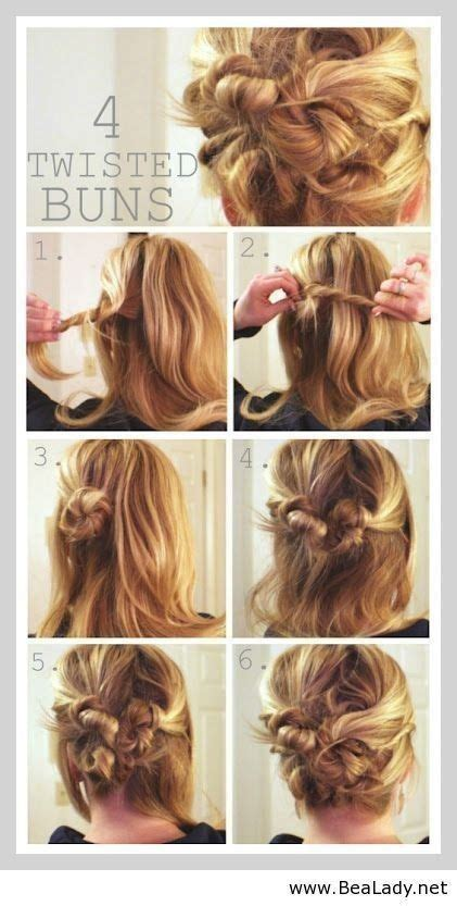 Hairstyles Step By Step For by 15 Hairstyles Step By Step Hairstyles For Hair