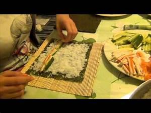 Sushi Selber Machen : sushi selber machen youtube ~ A.2002-acura-tl-radio.info Haus und Dekorationen