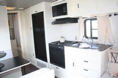 motorhome pottery barn look and pottery barn on pinterest With what kind of paint to use on kitchen cabinets for bumper stickers for sale