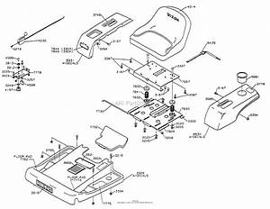 Dixon Ztr 3304  1998  Parts Diagram For Body