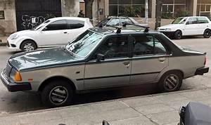 El Blog De Test Del Ayer  Visto En Olavarria  Renault 18 Gtx Edici U00f3n Limitada