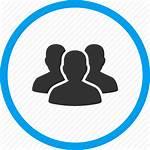 Icon Customer Client Company Profiles Accounts Icons
