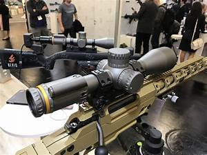 New Revic PMR428 scope with fully integrated ballistic ...