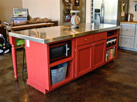 kitchen trolleys and islands 14 creative kitchen islands and carts hgtv