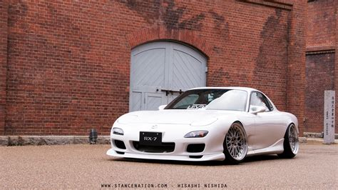 stancenation rx7 the perfect mazda rx7 stancenation form gt function