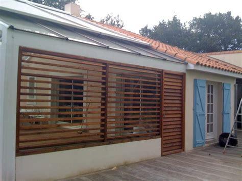 nivrem com claustra bois exterieur terrasse diverses