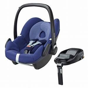 Maxi Cosi Axiss Isofix : maxi cosi pebble group 0 plus car seat in river blue with familyfix isofix base ~ Watch28wear.com Haus und Dekorationen