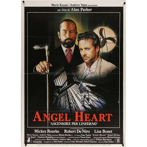 ANGEL HEART Movie Poster 39x55 in.
