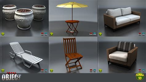 low poly 3D models with V Ray and Unreal Engine 4 training