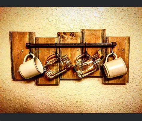 The registered suppliers provide customization and prompt delivery. Coffee Cup and Mug Hanger Wall Decor Kitchen by ...