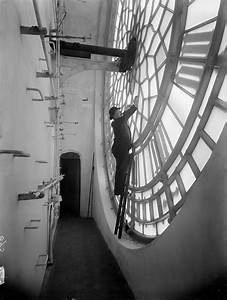 Inside The Big Ben London Ca 1920s Vintage Everyday