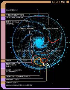 Voyager And The Wormhole