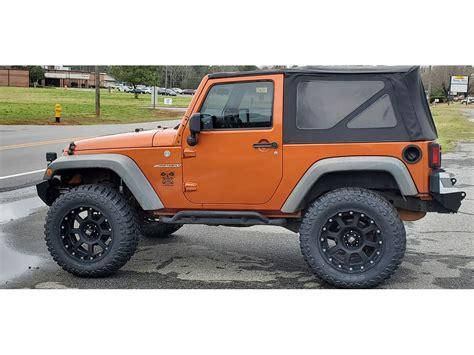 jeep wrangler  sale  owner  byron ga