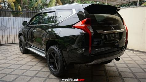 Modifikasi Pajero Sport 2011 by All New Pajero Sport