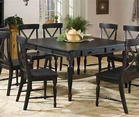 black dining room table Black Dining Room Table The Perfect Choice — The Decoras ...