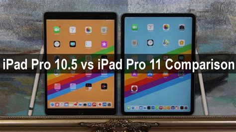 ipad pro    ipad pro   full comparison youtube